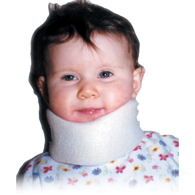 Bilt Rite 10-18289 Pediatric Cervical Foam Collar
