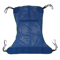 Drive Medical 13223L Full Body Patient Lift Sling-Mesh-Large
