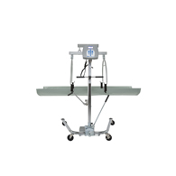 HealthOMeter 2000KG Digital In-Bed/Stretcher Scale-KG Only