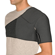 FLA Orthopedics Safe-T-Sport Neoprene Shoulder Support