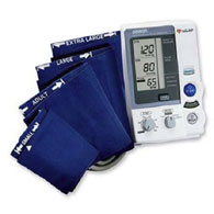 Omron HEM 907XL Intellisense Pro Digital Blood Pressure With 4 Cuffs