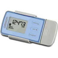 Omron HJ-322U Downloadable TriAxis Activity Monitor Pedometer-Retail