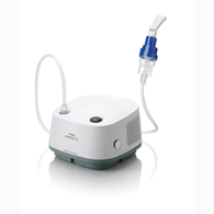 Philips Respironics 1100313 Innospire Essence Intermittent Compressor Nebulizer w/ SideStream Disposable and Reusable Nebulizer Kits