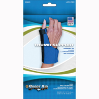 Scott Specialties SA9001-BLU-L-X Neoprene Thumb Support