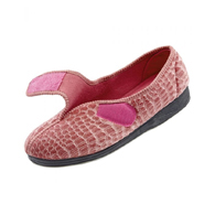 Silverts SV10350 Extra Wide Womens House Slippers