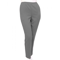 Silverts SV13090 Womens Pull On Pants-Elastic Waist Polyester Pants for Women