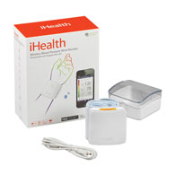 iHealth BP7 Wrist Blood Pressure Monitor with Bluetooth